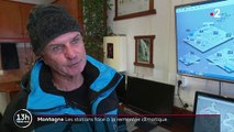 Ski : les stations confrontées au changement climatique