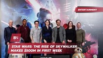 Box Office News On 'Star Wars: The Rise of Skywalker'