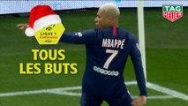Tous les buts de Kylian Mbappé   mi-saison 2019-20   Ligue 1 Conforama