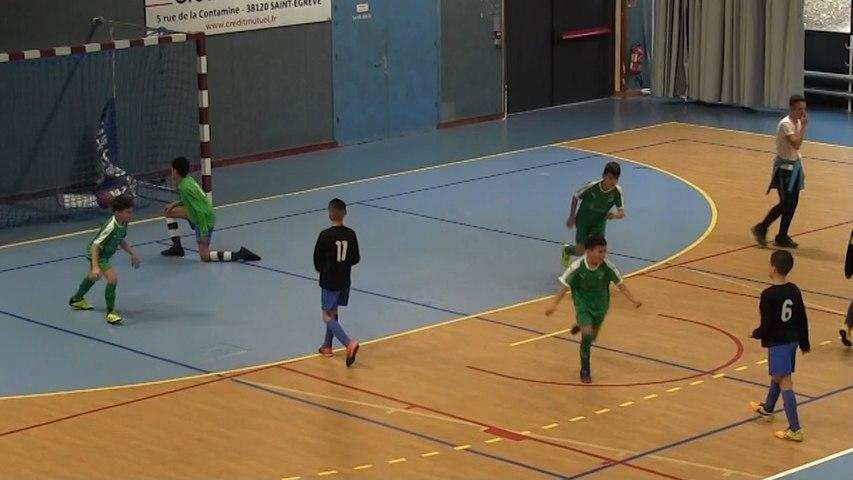 #TDN19 - U12 samedi 28 décembre : farandole de buts