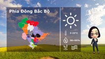 29/12/2019 Vietnam weather forecast