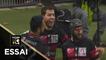 TOP 14 - Essai Jean-Marcellin BUTTIN (LOU) - Lyon - Bayonne - J12 - Saison 2019/2020