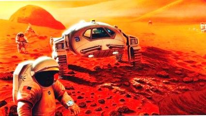 Terraforming Mars - 100 Year Plan - Full Documentary