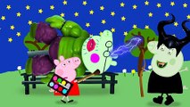 -Peppa -pig -has -become -a -bat -wicked -witch -Finger -Family -Nursery -Rhymes -Lyrics -Parody