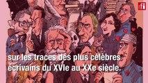 Cinq siècles de littérature française en images et en anecdotes