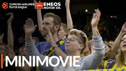 ENEOS Mini-Movie: Round 16