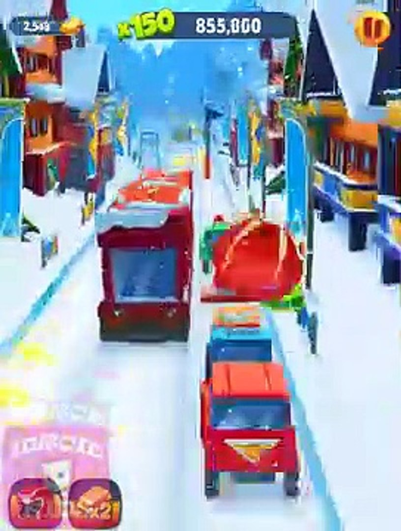 RUN- RUN- RUN- TALKING TOM GOLD RUN NEW CHRISTMAS 2019 SUPER ANGELA