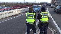 À la frontière franco-allemande, les autorités font la chasse aux pétards