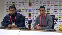 Gaziantep Futbol Kulübü-BtcTurk Yeni Malatyaspor  maçının ardından - Gabriel Margarit - GAZİANTEP