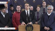 NY Governor Cuomo Calls Hanukkah Celebration Stabbing 'Domestic Terrorism'