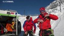 Nouvelle avalanche meurtrière dans les Alpes italiennes