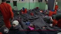 """""""C'est pas tout le monde qui est terroriste"""" : emprisonnés en Syrie, des jihadistes occidentaux réclament d'être jugés dans leurs pays"""