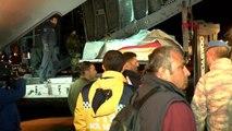 Ankara somalili yaralılar ankara'ya geldi