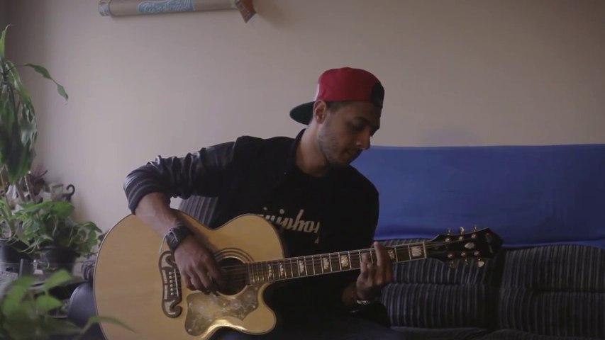 إزاى تلعب أغنية مترو لـ أسامة الهادي على الجيتار   Guitar Tutorial