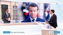 Nouvel An : les vœux d'Emmanuel Macron sont attendus
