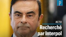 Fuite de Carlos Ghosn : Interpol a émis un mandat d'arrêt international