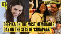 Here's Who Gave Deepika Emotional Support on the Sets of Chhapaak