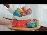 Santa Claus Bag RICE CAKE [ Sweet The MI]