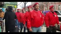 Guardian Angels patrol Jewish neighbourhoods after anti-semitic machete attack in NYC