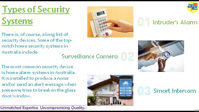 The Importance of Home Security Systems for Users