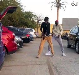 Dudu Fait Des Videos New Challenge Danse Oyof Tank Prod by bilou