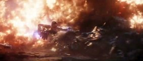 Avengers : Endgame - Thanos Vs Scarlet Witch