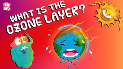 What Is The Ozone Layer?   Ozone Layer Depletion   Dr Binocs Show  Kids Learning Video Peekaboo Kidz