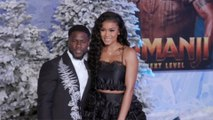 Eniko Parrish burst into tears after seeing husband Kevin Hart in s*x tape