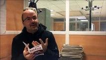 François Aviles, comédien professionnel et fondateur de l'ARTI et de LUDI de Franche-Comté, présente les futures échéances des associations en théâtre d'improvisation