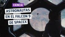 Así viajarán los astronautas en la Falcon 9 de SpaceX