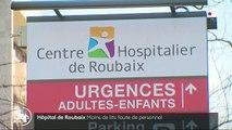 Roubaix : moins de lits à l'hôpital faute de personnel