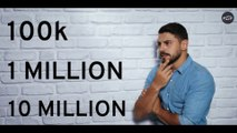 Youtube पे  सबसे पहले किसने किये थे 100k,1M और 10M Subscribers ? | Who Cross 100k, 1M & 100M  Subscribe