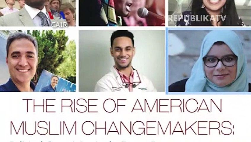 Kiprah Muslim AS Membawa Perubahan 2019