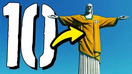 10 niesamowitych faktów o RIO DE JANEIRO [TOPOWA DYCHA]