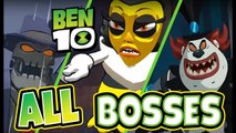 Ben 10 All Bosses (PS4, XB1, Switch, PC) + Ending