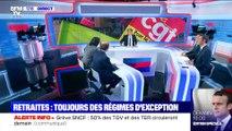 Story 1: Toujours des régimes d'exception sur les retraites - 30/12