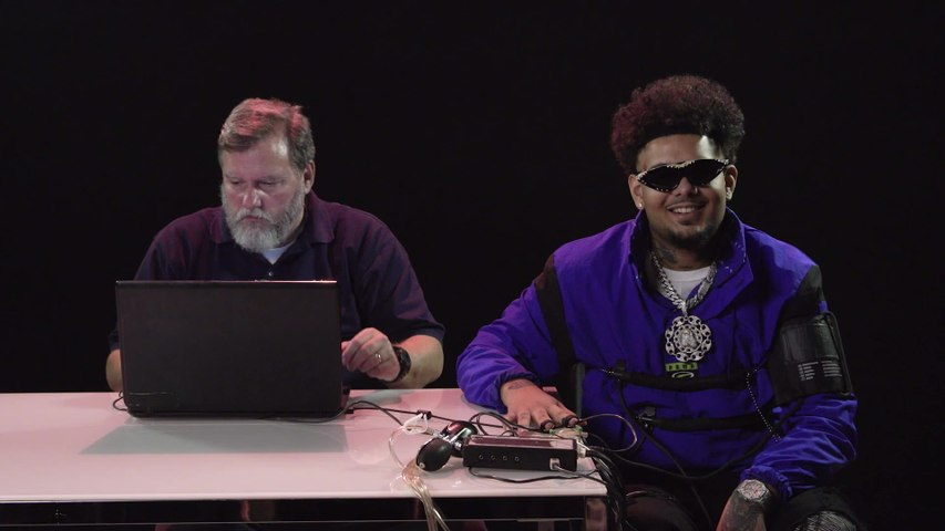 Smokepurpp & His Manager Take A Lie Detector Test: Is He Done with Lean