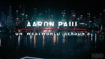 Aaron Paul on 'Westworld' Season 3