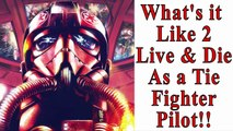 Star Wars - Tie Fighter Comic book Series - A look behind the Curtain - Comics on the Pyre