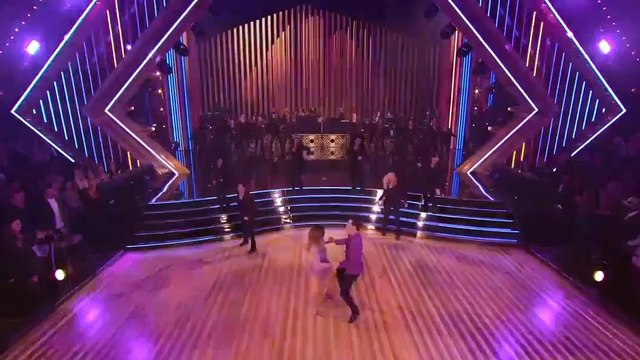 Dancing with the stars us s28e11 part 1