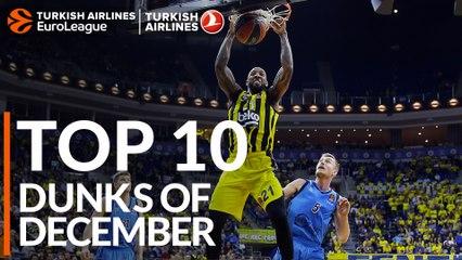 Top 10 Dunks of December!
