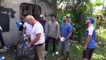 Nicaragua libera a 91 opositores, entre ellos la belga Amaya Coppens
