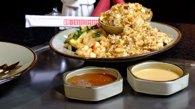 Make Benihana's Chicken Fried Rice in the Comfort of Your Own Home With This Recipe