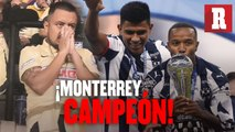 Color Final América vs Monterrey | RAYADOS ES CAMPEÓN