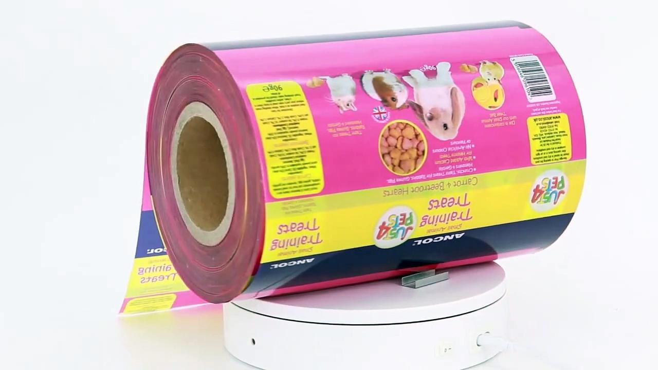Custom Printing Aluminum Foil Coffee Packaging Film – Buy Coffee Packaging Film,Food Lamianted Packing Film Roll,Food Grade Plastic Film Roll Product on Alibaba.com
