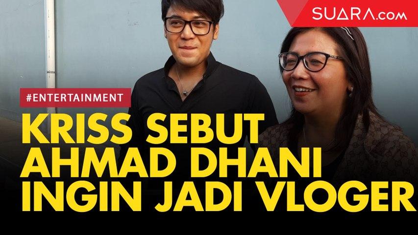 Keluar dari Penjara Kriss Hatta Sebut Ahmad Dhani Ingin Jadi Vloger