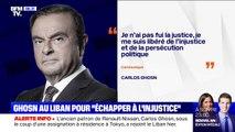 Pourquoi Carlos Ghosn a fui le Japon pour le Liban