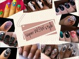 Sequin Nail Art_ How to do Glitter Nail Designs