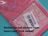 Tmart Review ! -  French Manicure Nail Art