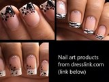 3 French Manicure Nail Art Designs - How to Do
